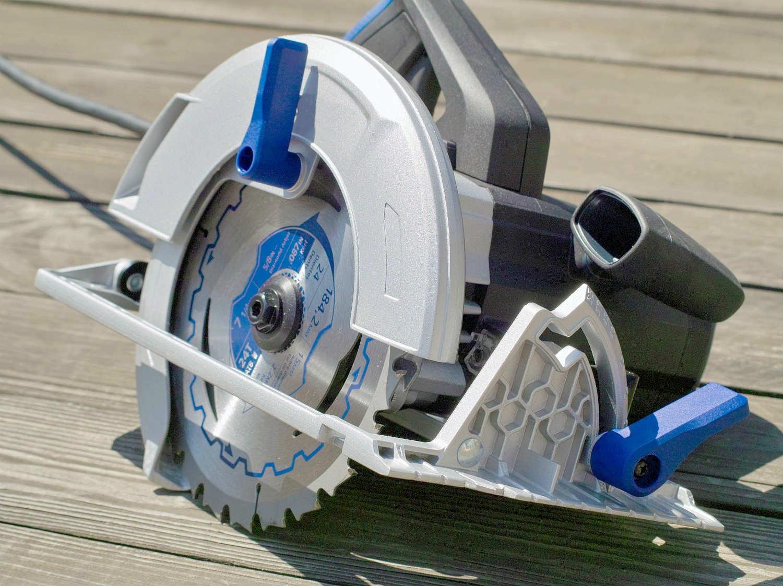 circulaire puissante et maniable la scie circulaire est conçue pour