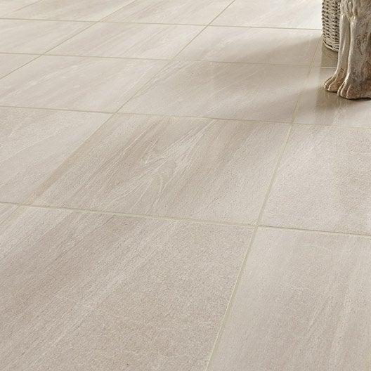 Carrelage sol et mur crema effet marbre reverse x cm leroy me - Carrelage marbre leroy merlin ...