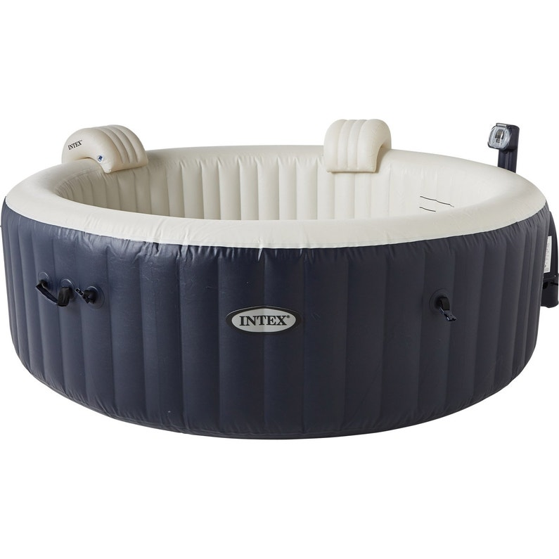 Spa Gonflable Intex Rond 6 Places Assises