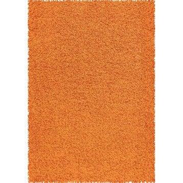 Tapis Shaggy Pop Orange 115x60 Cm