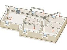 Recuperateur de chaleur pour insert max min - Recuperateur de chaleur pour poele a bois ...