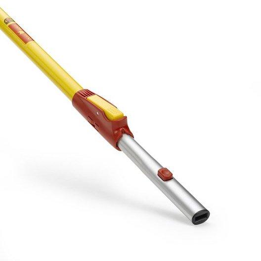 Manche t lescopique multistar en aluminium outils wolf l for Wolf outils jardinage prix