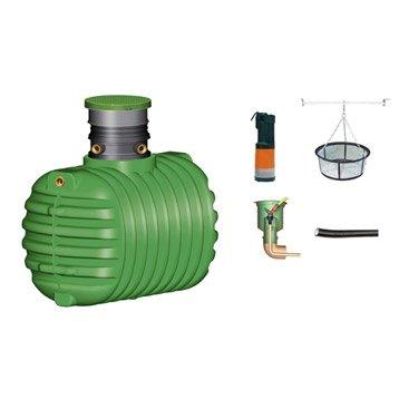 R cup rateur eau de pluie cuve eau de pluie au meilleur for Produit pour citerne eau de pluie