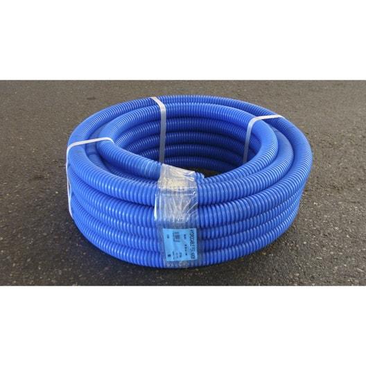 tube d 39 alimentation gain per bleu x 20 mm en couronne de 25 m leroy merlin. Black Bedroom Furniture Sets. Home Design Ideas