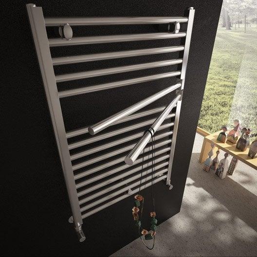 s che serviette radiateur chauffe serviette leroy merlin. Black Bedroom Furniture Sets. Home Design Ideas