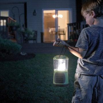Eclairage solaire leroy merlin - Lanterne exterieur leroy merlin ...