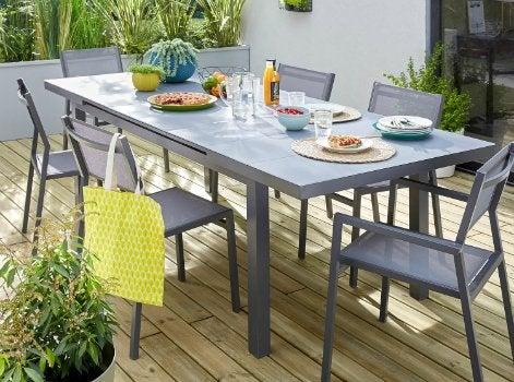 Quel Mobilier Pour Des Déjeuners En Terrasse ?