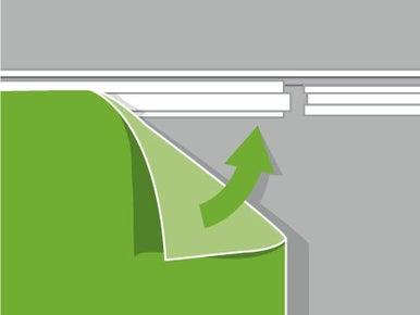 comment installer des panneaux japonais leroy merlin. Black Bedroom Furniture Sets. Home Design Ideas