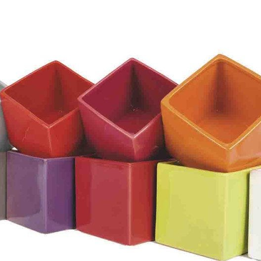 Cache pot terre cuite maill e x x cm for Cache pot design interieur
