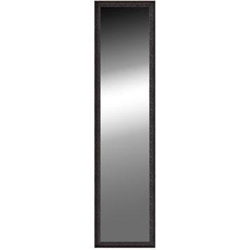 Miroir Valloire, noir, l.30 x H.120 cm