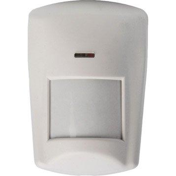 alarme maison d tecteur de fum e alarme maison et cam ra de surveillance leroy merlin. Black Bedroom Furniture Sets. Home Design Ideas