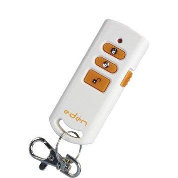 Télécommande blanc  pour alarme maison EDEN