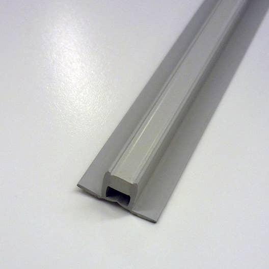 Joint de dilatation et fractionnement sol pvc l 2 5 m x - Joint de dilatation dalle exterieur ...
