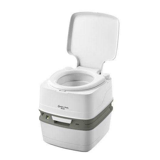 Wc chimique wc abattant et lave mains leroy merlin - Produit pour wc chimique ...