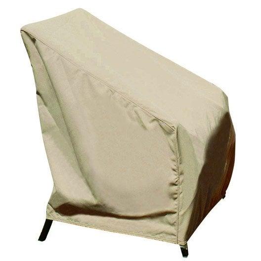 housse de protection pour chaises naterial x x cm leroy merlin. Black Bedroom Furniture Sets. Home Design Ideas