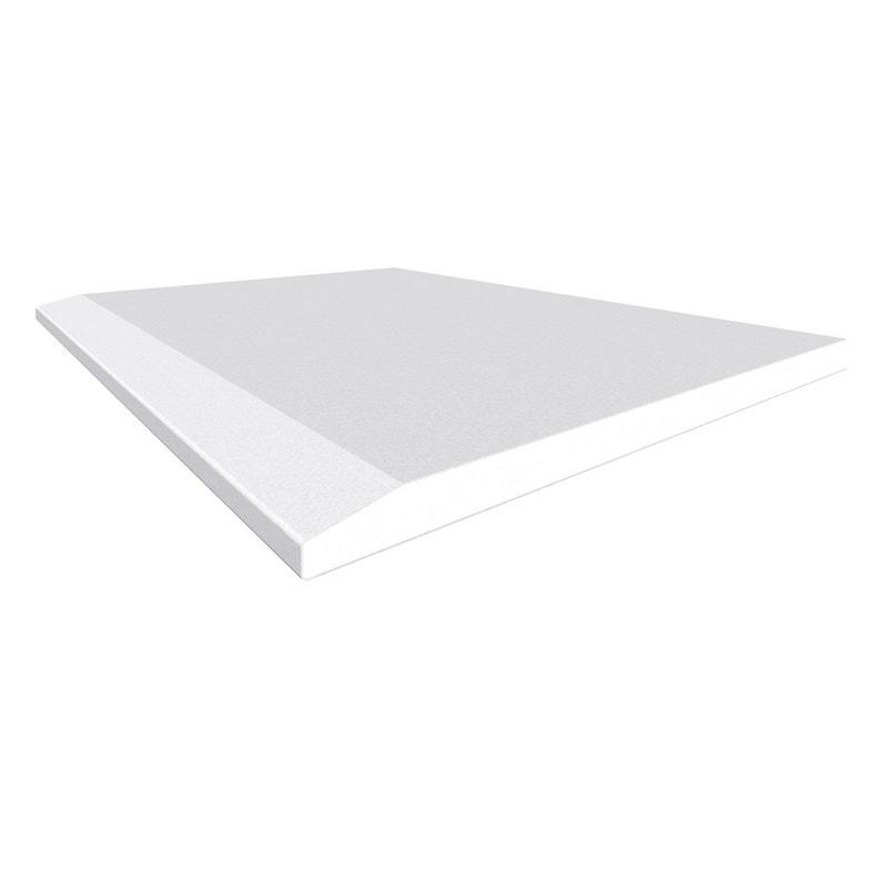 Plaque De Plâtre Ba 13 H260 X L120 Cm Standard Nf Fassa Bortolo