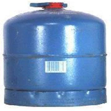 Lot bouteille + gaz (1er équipement) de gaz butane, 6.45 kg