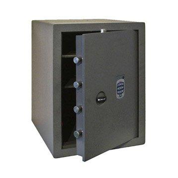 Coffre-fort haute sécurité à code BRICARD, H49xl36xP40cm, 58L