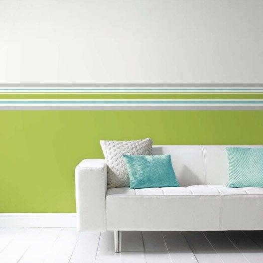 frise vinyle papier rayure longueur 5 m. Black Bedroom Furniture Sets. Home Design Ideas