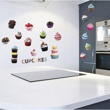 Sticker Cup cakes, 50 x 70 cm