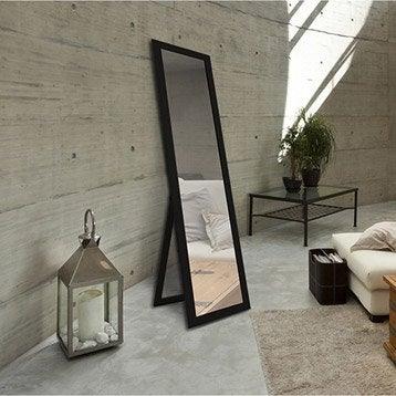 Miroir stickers cadre miroir et affiche leroy merlin for Miroir 40x120