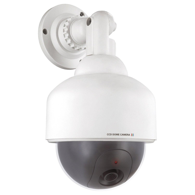 Caméra Factice Avec Led Clignotante Smartwares Cs88dfr