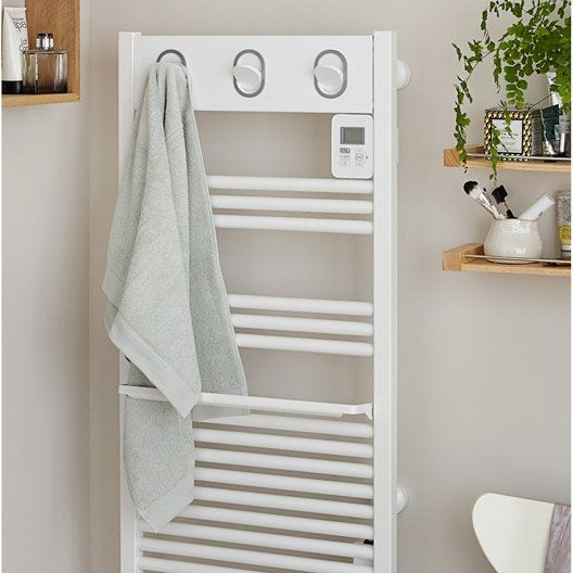s che serviettes lectrique inertie fluide sauter marapi 500 w leroy merlin. Black Bedroom Furniture Sets. Home Design Ideas
