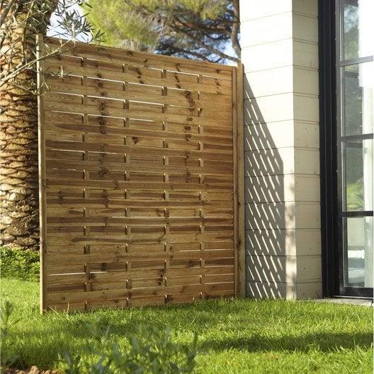 panneau occultant pr mont bois prestige x cm. Black Bedroom Furniture Sets. Home Design Ideas