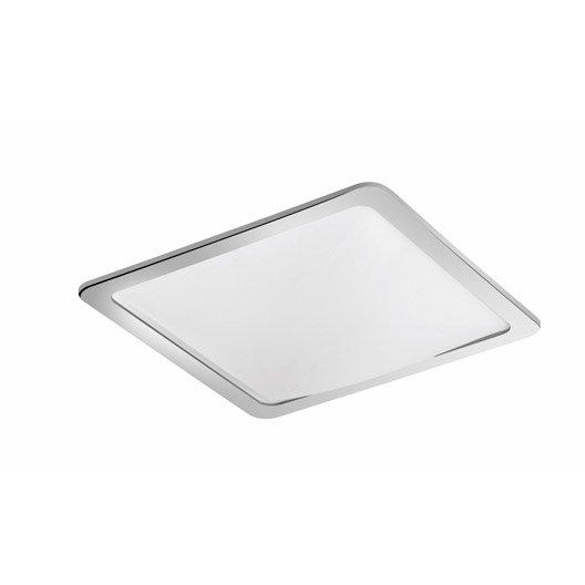Plafonnier star sans ampoule e27 leroy merlin for Ikea plafonnier salle de bain