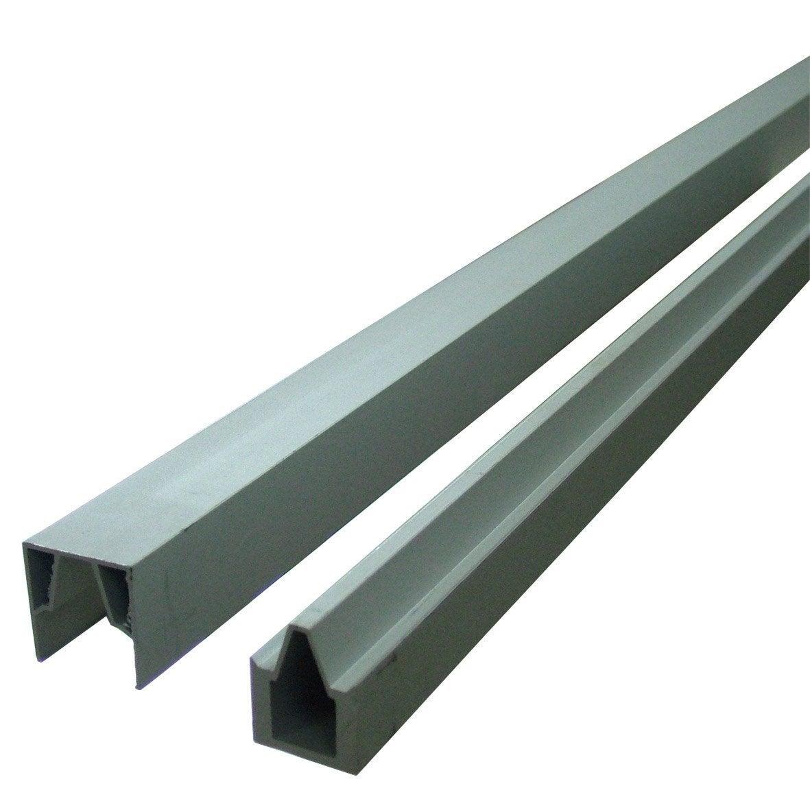 Finition aluminium
