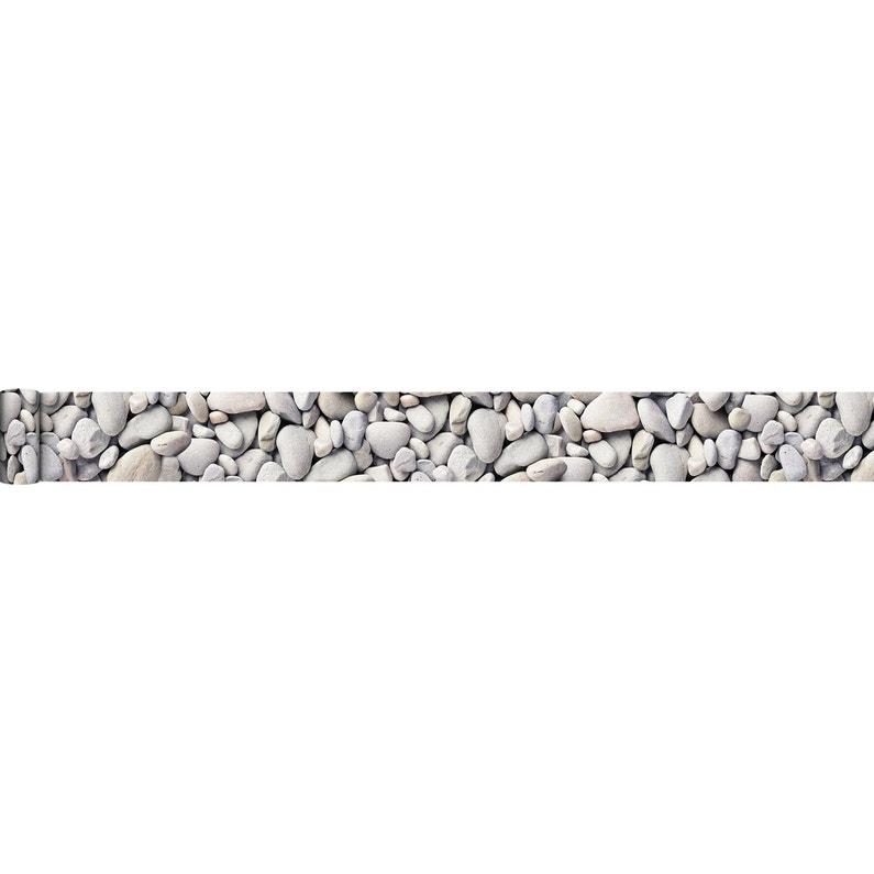 Frise vinyle adhésive Etretat L.5 m x l.15 cm | Leroy Merlin