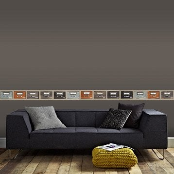 Frise vinyle adhésive Archives L.5 m x l.15 cm