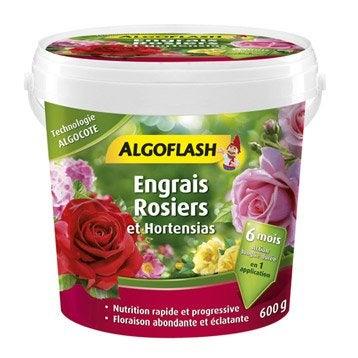 Engrais rosiers ALGOFLASH 600 g