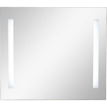 Miroir de salle de bains accessoires et miroir de salle for Miroir 70 cm