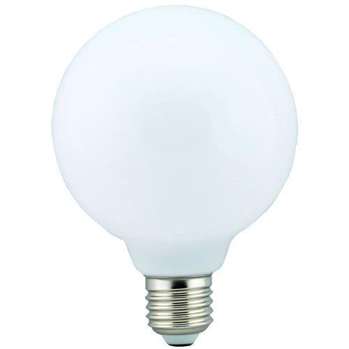 Ampoule Globe Led Givrée 8w 806lm équiv 60w E27 2700k Eglo