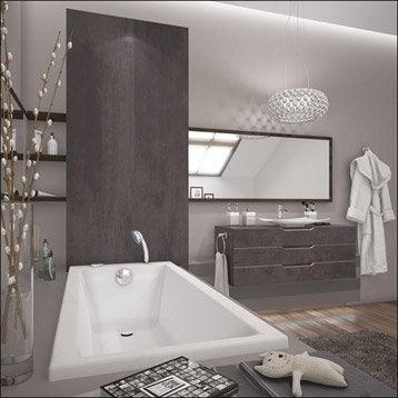 Colonne de bain avec robinetterie, VALENTIN Esquive