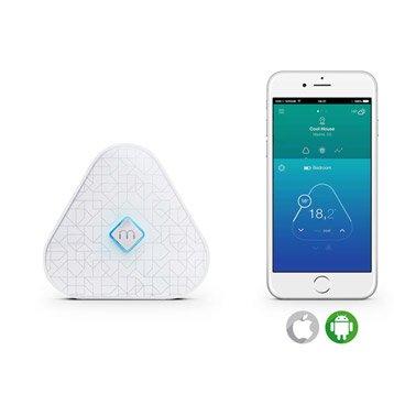 Thermostat connecté et intelligent sans fil MOMIT Momit-pod