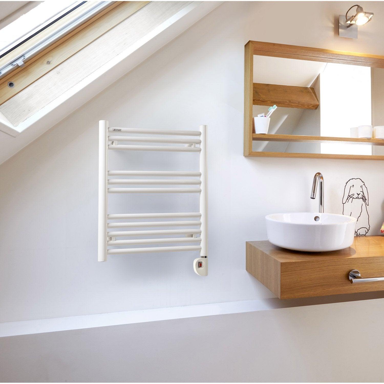 s che serviettes lectrique inertie fluide acova angora 280 w leroy merlin. Black Bedroom Furniture Sets. Home Design Ideas
