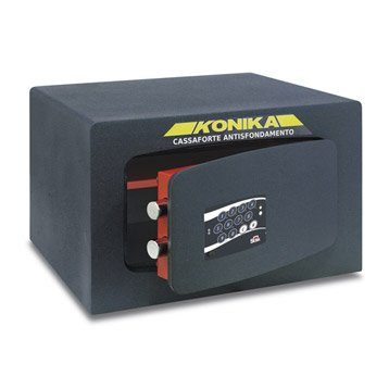 Coffre-fort haute sécurité à code STARK konika 3252tk H24 x l37 x P32 cm