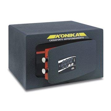Coffre-fort haute sécurité à code STARK Konika, H24xl37xP32cm, 19L