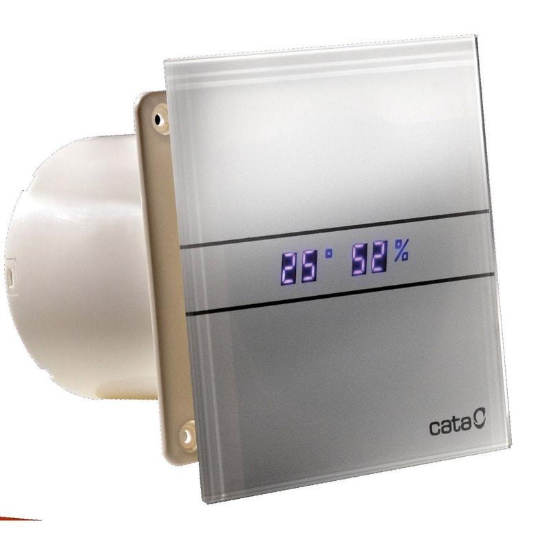 Aerateur Extracteur Intermittent A Detection D Humidite Cata E 100