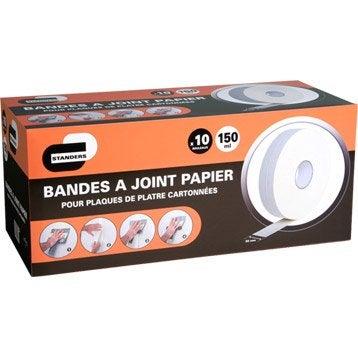 bande joint bande calicot et bande papier leroy merlin. Black Bedroom Furniture Sets. Home Design Ideas