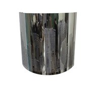 Applique New York, 1 x 40 W, métal chromé, INSPIRE