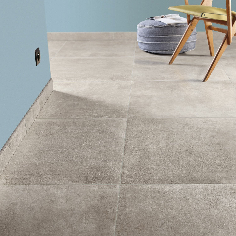 Carrelage sol et mur beige effet pierre ch teau x l for Carrelage 0 3