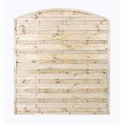 Panneau bois occultant Savanne, l.180 cm x h.200 cm, naturel