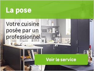 Cuisine quip e amenagement kitchenette et accessoires for Concevoir ma cuisine