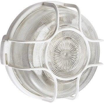 Hublot Eco rond, Sans ampoule 0, E27