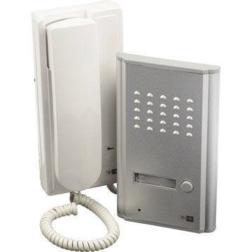 Interphone filaire SCS SENTINEL Orion 3208d