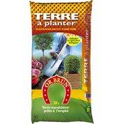 Terre végétale plantation OR BRUN, 20 l
