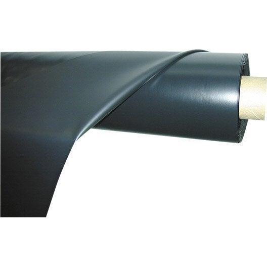 Liner ubbink aqualiner 608 x l 6 m leroy merlin for Liner bassin de jardin